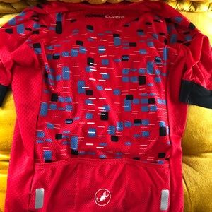 Castelli Tops - Authentic Castelli Climbers Jersey SS19